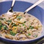 Receita de Cogumelos Salteados - Receitas Já, rapidas, faceis e simples Culinária