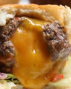 This burger is da bomb.