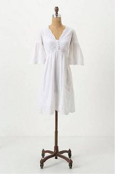 Vanessa Virginia Morning Story Dress Anthropologie