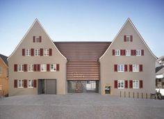 Suche Architekten projekt neubau wohnüberbauung wijermatt durrer architekten x