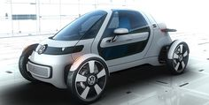 Volkswagen NILS Single Seat Electric Vehicle