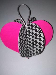 chanel heart