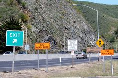 Caltrans works to stabilize steep slope that sent boulder onto Highway 101 - Marin Independent Journal