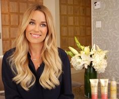 Lauren Conrad Lends Her Considerably Covetable Hair to a Brand Endorsement