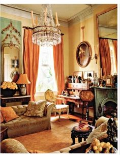 Interior Design - Lucullus - Culinary Antiques, Art and Objects New Orleans Decor, Country House Interior, Decor, Decorating Services, Rich Decor, Interior, American Interior, Home Decor, Living Area Design