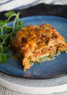Veggie Recipes, Baby Food Recipes, Vegetarian Recipes, Dinner Recipes, Healthy Recipes, Fresh Eats, Zucchini Puffer, Veggie Lasagna, Pot Pasta