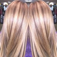 Image result for platinum blonde hair with chunky lowlights