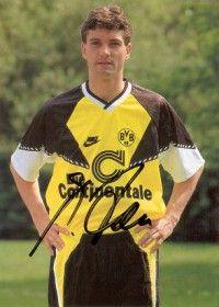 Michael Zorc - BVB Spieler