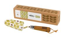 Orla Kiely for Wild & Wolf - the spade itself is a little busy, but I love the handle.