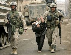 Operation Phantom Fury, Fallujah Iraq