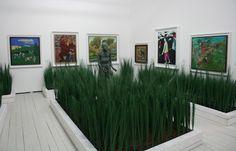 Выставка «НАИВ…НО» Московский музей современного искусства, здание на Петровке, дом 25 Экспозиция выставки