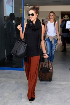 You won't believe where Alessandra Ambrosio got her outfit from!