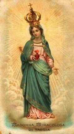 María, Madre de Dios y Madre nuestra.