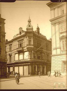 Kamienica Czeczotki sprzed przebudowy