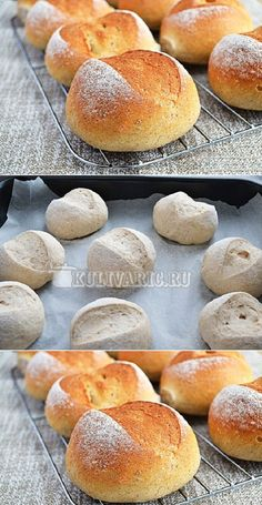 Bread Recipes, Cooking Recipes, Bread Bun, Bread And Pastries, Confectionery, Recipies, Food And Drink, Rolls, Tasty