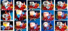 aranjament din ceara Birthday Candles, Art, Art Background, Kunst, Performing Arts, Art Education Resources, Artworks