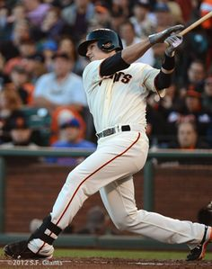 BUSTER BASH…Since the All-Star break, C Buster Posey has hit safely in 25 of 29 games, batting .441 with 15 runs scored, 7 2Bs, 9 HRs, 33 RBI and 19 walks…since the break, he leads the Majors in batting average (.441), on-base pct. (.520) and slug- ging pct. (.775), while ranking 2nd in RBI (33) and tied for 6th in home runs (9).