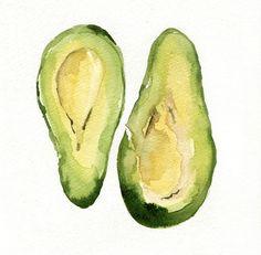Avocado | Yael Berger - The Joy of Color