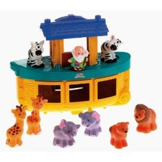 $21.97 Little People Noah's Ark - Baptism gift idea