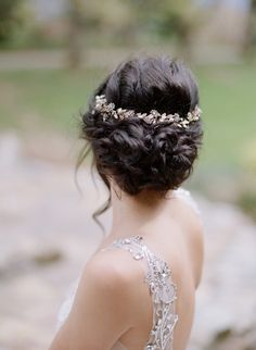 Dreamy bridal updos