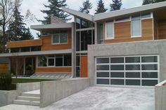 Cement house style