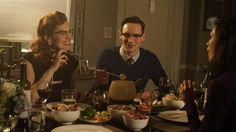 Double date with Nygma? We are very fondue of this: #Gotham
