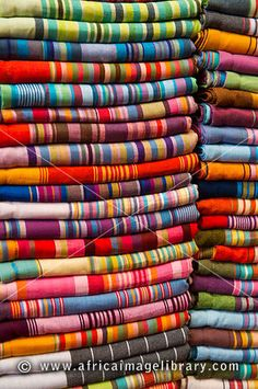 Photos and pictures of: Kikois for sale, Dar es Salaam, Tanzania | The Africa Image Library