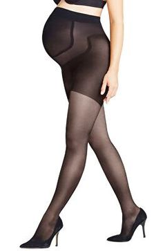 2604d5e9d04 FALKE Designer 9 Months 20 Denier Maternity Tights Maternity Tights