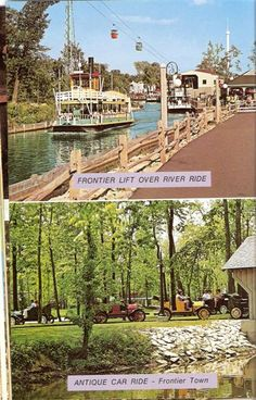 Vintage Pictures, Old Pictures, Cedar Point Ohio, Sky Ride, Sandusky Ohio, Fair Rides, Kings Island, Park Playground, Thing 1