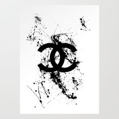 chanel Art Print by PYRHAMID - $12.48