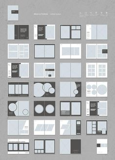 Portfolio Design Layouts, Portfolio D'architecture, Mise En Page Portfolio, Graphic Design Layouts, Book Design Layout, Brochure Design Layouts, Modeling Portfolio, Portfolio Covers, Design Portfolios