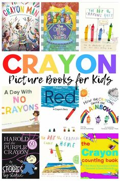 The beginning of the school year is a busy time filled with teaching expectations and procedures. However, it is also a time to celebrate just how diverse and important each student is to your classroom!  Just like a box of crayons, each student plays an important role in the overall picture.  For this reason, I love to read crayon-themed picture books to help set the tone and build classroom community.