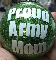 Proud Army by ColoCustomCreations on Etsy