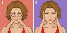 A Japanese Facial Massage That Can Rid You of Swelling and Wrinkles in 5 Minutes a Day (Famous Supermodels Swear by It) Source by Ankara Nakliyat Exfoliating Face Scrub, Exfoliate Face, Natalia Vodianova, Image Skincare, Massage Facial Japonais, Daily Face Care Routine, Famous Supermodels, Lymphatic Drainage Massage, Facial Exercises