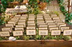 Best Place Card Ideas, Wedding Invitations Photos by A Good Affair Wedding and Event Production