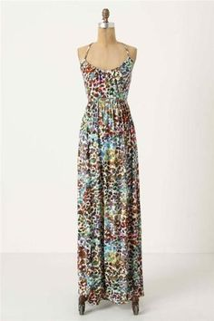 Anthropologie Shapeshifter Maxi