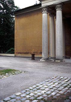 Woodland Cemetery - Chapel of the Resurrection - Sigurd Lewerentz, Architect