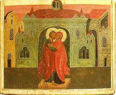 santi Gioacchino e Anna - iconecristiane - Picasa Web Albums Anna, Tempera, Saints, Images, Painting, Albums, Buildings, Religion, Picasa