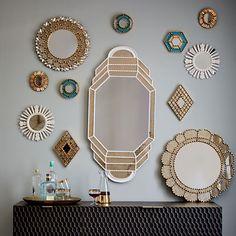 Peruvian Artisan Mirrors