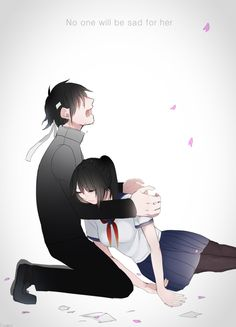 Poor girl...? by KOUMI04 on DeviantArt