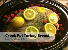 Crockpot Turkey Breast Stupid Easy Paleo - Easy Paleo Recipes to Help You Just Eat Real Food
