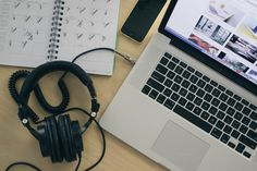 Minimal Workspace by Inspirationfeed on Creative Market