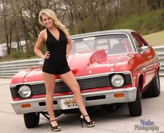 Image result for MUSCLE CARS AND PIN UP GIRLS