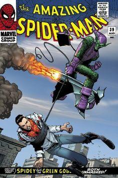 The Amazing Spider-Man Omnibus - Volume 2 by Stan Lee, http://www.amazon.com/dp/078515857X/ref=cm_sw_r_pi_dp_KQq0pb1Z4579N