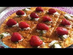 Efsane 3 kaşık tatlısı – Çilekli Arkansas, Waffles, French Toast, Cooking Recipes, Cakes, Breakfast, Food, Morning Coffee, Cake Makers