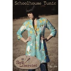 Schnittmuster: Schoolhouse Tunic