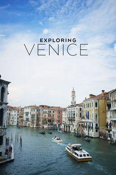 ~~Venice, Italy