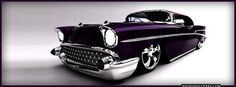 custom classic cars | Mobster gangster car : Muscle car timeline cover Retro Cars Covers