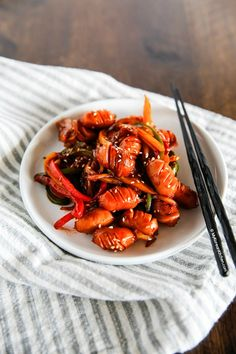 How to make Korean style sausage stir fry. It is typically made with Vienna sausages and vegetables. A popular side dish for a Korean lunchbox! Recipes With Vienna Sausage, Sausage Recipes, Pork Recipes, Asian Recipes, Ethnic Recipes, Japanese Recipes, Free Recipes, Sausage Stir Fry, Kitchens