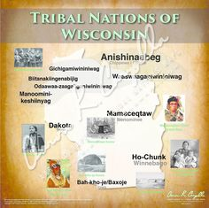 Tribal Nations of Wisconsin Map – Indigenous Peoples Resources Native American Map, American Pride, Social Studies Worksheets, North America Map, Indian Tribes, Common Names, Historical Maps, Life Organization, Cherokee